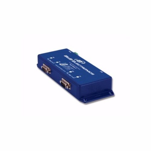 USB To Isolated Serial 2 Port RS-232 W/DB9M