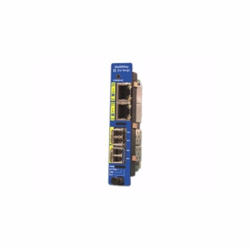 IE-iMcV-MultiWay Module, 2TX/2SFP (SFPs sold separately) 858-18121