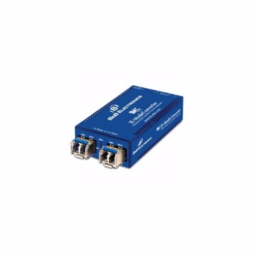 IE-ModeConverter, SFP/SFP (requires two SFP/155/1250/2400 Modules, sold separately) (w/ AC power adapter)